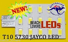 JAYCO LED T10 5730 INTERIOR EXTERIOR WEDGE LIGHT BULB rv  caravan 4x4 12 volt