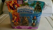 Skylanders Spyro's Adventure 3-Pack Dragons Peak  Sunburn