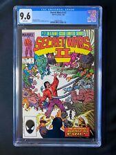 Secret Wars II #7 CGC 9.6 (1986)