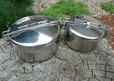 MSR Stainless Steel Small Camping Pots - 16oz & 32oz