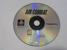 Air Combat (Sony PlayStation 1, 1995) Greatest Hits - disc Only