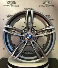 """KIT 4 Cerchi in lega BMW SERIE 1 3 Z3 Z4 da 17"""" +4 GOMME 225/45R17 DUNLOP SPORT!"""