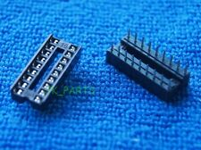 10pcs New 18 pin 18pin DIP IC Sockets Adaptor Solder