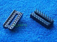 10pcs New 18 pin 18pin DIP IC Sockets Adaptor Solder