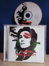 Madonna American Life CD