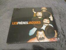 """CD DIGIPACK NEUF """"LES FRERES JACQUES : UN QUATUOR DE LEGENDE"""""""