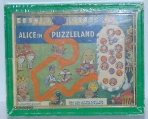 OS10 Journet dexterity game - Alice in Wonderland / Puzzleland