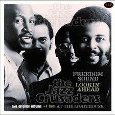 The Jazz Crusaders-Freedom Sound/Lookin 'Ahead (180 tg. VINILE) 2 VINILE LP NUOVO