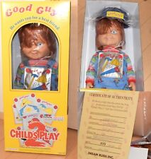 Child's Play 2 Chucky Life Size 1:1 Dream Rush 2008 Good Guys Le 95/300 Prop