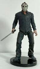 """Mezco cinema of fear Jason Friday the 13th Toy Fair exclusive 4"""" figure loose"""
