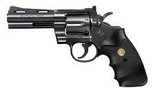 Tokyo Marui Colt Python 357 Magnum 4in black model air HOP hand gun From Japan