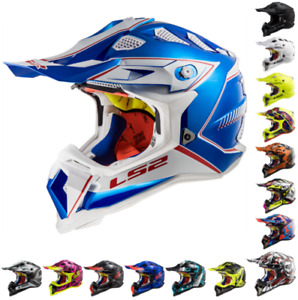 LS2 MX470 Subverter Off Road Motocross BMX ATV Enduro Helmet