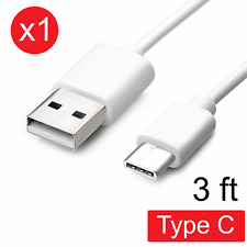 USB-C Type-C 3.1 Fast Charging Cable Charger Charging Cord For Samsung S8 S9 LG