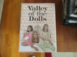 VALLEY OF THE DOLLS - Criterion Collection - 1967 2-DVD Set  Sharon Tate