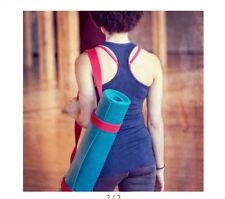 Warrior Yoga Sling Strap mat sling and strap in one durable pesticide free hemp