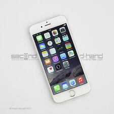 Apple iPhone 6 16GB - Silver - (Unlocked / SIM FREE) - 1 Year Warranty -Grade A