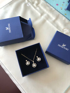Swarovski Necklace and earrings set - Brand new 5098512