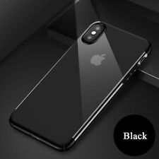 2 x iPhone XR Case Clear Transparent Bumper Shockproof Protective Cover