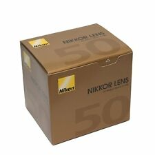 Nikon AF Nikkor 50mm f/1.8 D Lens 50 f1.8 for D610 D810 D750 D7100 D4 S ~ NEW
