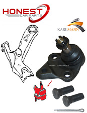 For TOYOTA RAV 4 2000-2006 FRONT LOWER WISHBONE ARM BALLJOINT X1 L/R Karlmann