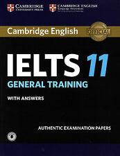 Cambridge English IELTS 11 GENERAL TRAINING with Answers & Audio @NEW@ 2016