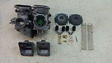 1984 Yamaha XV700 Virago 700 Y404-1' carburetors carb set assy #2
