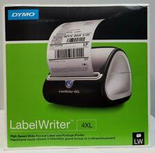 New Listingdymo Labelwriter 4xl Label Thermal Printer Black Free Shipping