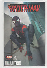 Spiderman #8 cosplay photo Variant 9.6