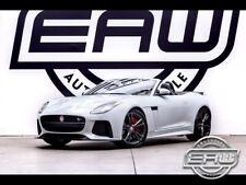 2017 Jaguar F-Type Svr Convertible Awd