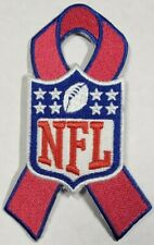 National Football League~Brest Cancer Awareness~NFL iron on patch~Free Shipping~