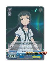 Weiss Schwarz Sword Art Online x 1 Mysterious Girl, Yui [SAO/S20-E076S SR (Foil)