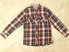 Burgs Boys Long Sleeved Shirt, 9-10 Years