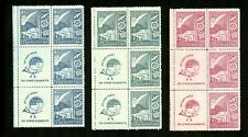 LOT 82930 MINT H  322 323 324 FLAG SYMBOLS   STAMPS FROM CZECHOSLOVAKIA