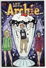 LIFE WITH ARCHIE #36 & 37 Comics DEATH OF ARCHIE Riverdale Mike Allred Alex Ross