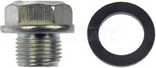 Engine Oil Drain Plug Dorman 090-039 fits 83-86 Nissan 720 2.4L-L4