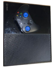 xbox one console complete with cords and controller