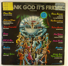 "3 x 12"" LP - Various - Thank God it`s Friday - B2728 - washed & cleaned"
