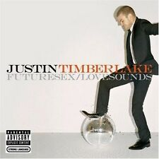 Futuresex/Lovesounds - Justin Timberlake (2006, CD NUOVO)