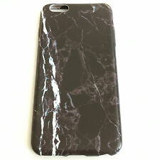 For iPhone 5 5S SE 6 6S 7 Plus Case Marble Luxury Thin Smooth TPU Stylish Cover