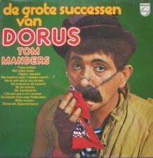 TOM MANDERS - DE GROTE SUCCESSEN VAN DORUS  - LP