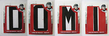 2012-13 ITG Heroes and Prospects Max Domi 4x 1/1 letters COMPLETE nameplate RC