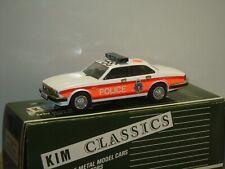 Jaguar XJ6 Police 1992 - Kim Classics 6P England 1:43 in Box *40984