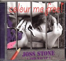 JOSS STONE - COLOUR ME FREE ! - CD (COME NUOVO)