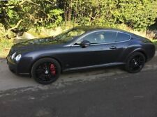 2006 Bentley Continental GT Diamond Edition (Private Plate Included S555 GTX)