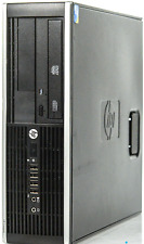 HP Elite SFF Desktop Computer Intel Core i5 3.2GHz 4GB 250GB HDD Win 10 Pro PC