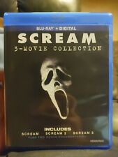 New ListingScream 3-Movie Collection (Blu-Ray) [Scream, Scream 2, Scream 3]