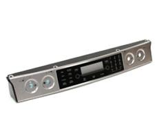 WPW10206071 Whirlpool Range control panel W10206071 74011866