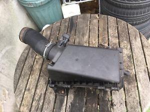 Vw Golf Mk4 1.9 Tdi Pd130 Asz Air Box And Maf Sensor