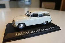SIMCA ARONDE CHATELAINE 1954 IXO 1/43.