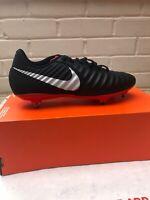 Nike Tiempo Legend 7 Academy SG Football Boots Mens UK Size 7.5 BNIB Black